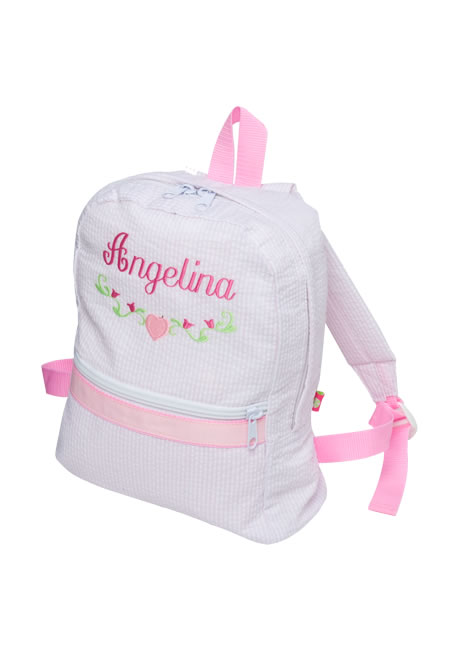 Personalized backpacks for boys and girls